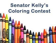 Senator Kelly's COloring Contest
