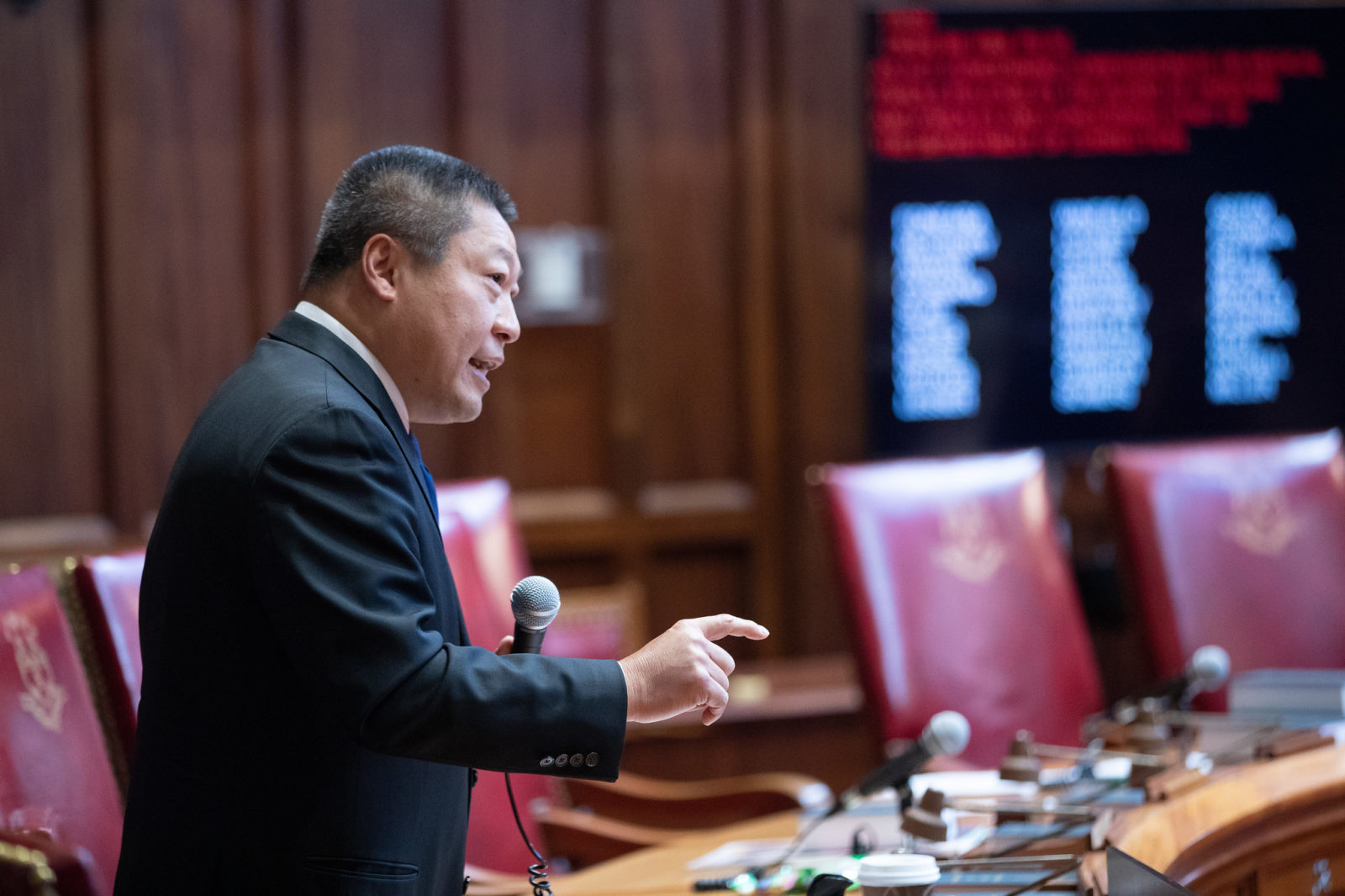 """Sen. Hwang: """"The Societal Cost and Addiction Are the True Risks of Gambling Expansion"""""""