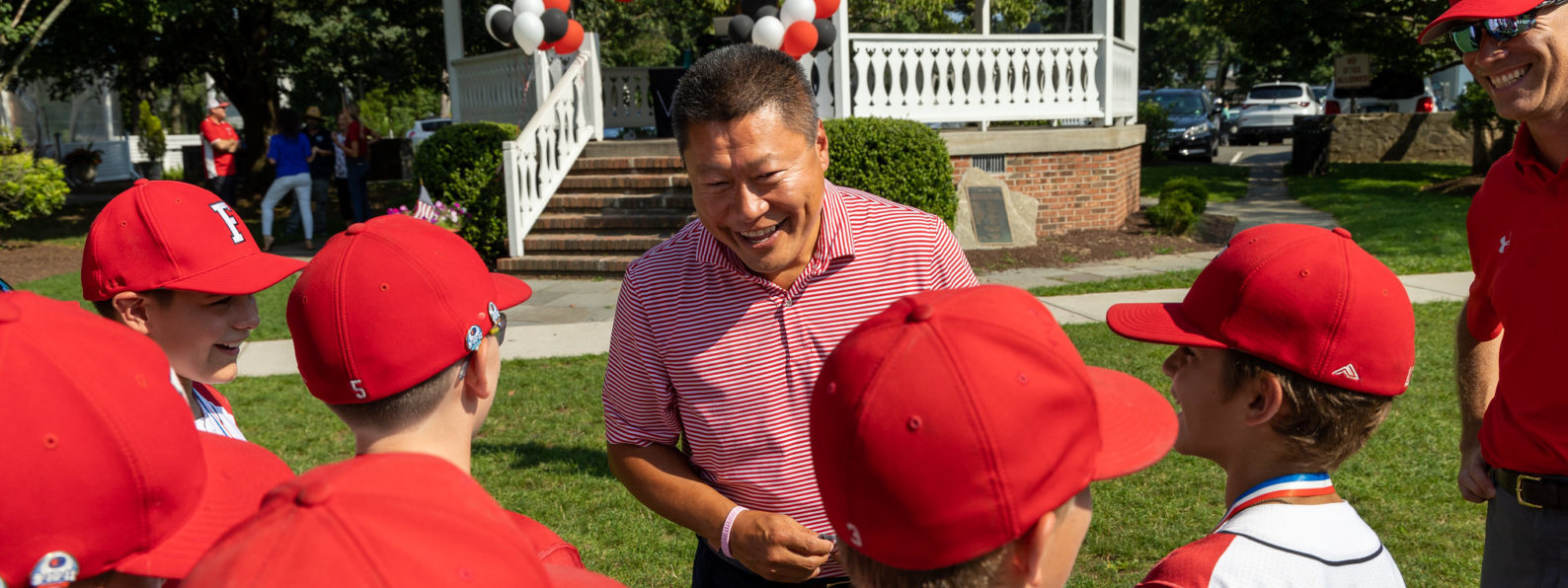 Senator Tony Hwang Honored by CT Yankee Council and Boy Scouts of America for Youth Leadership